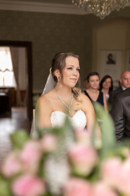 Hochzeit, Trauung in Stendal