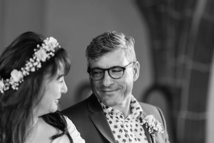 Hochzeitsreportage Tangermünde | Portrait des Bräutigam