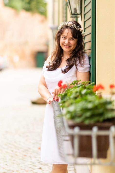 Hochzeit Tangermünde | Portrait der Braut