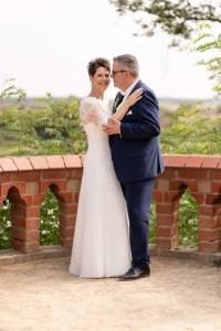 Hochzeit Tangermünde - Brautpaar