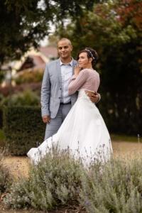 Hochzeit Tangermünde - Brautaar