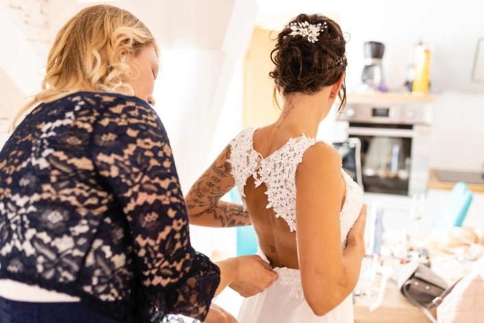 Hochzeit in Tangermünde - Getting Ready