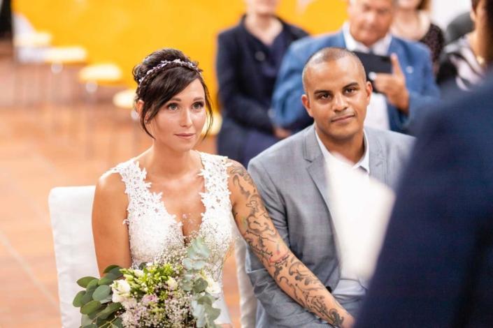 Hochzeit in Tangermünde - Trauung