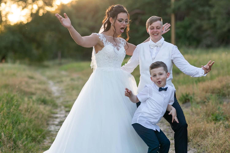 Ideen für das Brautpaar-Shooting
